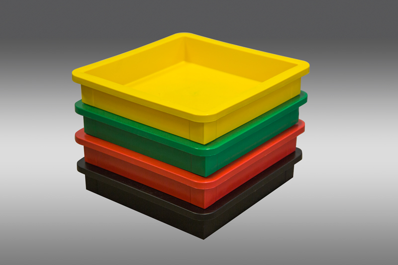 12 Inch Square x 2.5 Inch Deep - Part #101